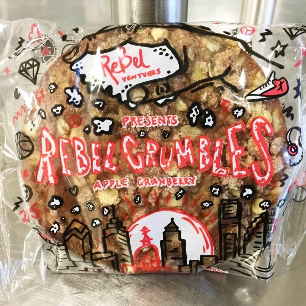 Rebel Ventures, Philadelphia, Rebel Bar, philadelphia schools, nutrition, Rebel Crumbles